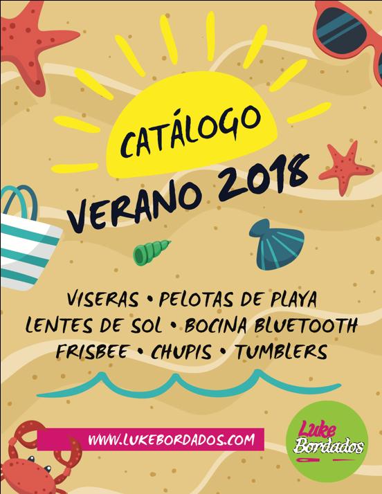 Catálogo Verano 2018