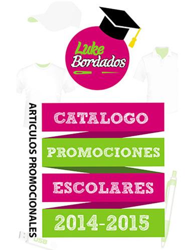 Promociones escolares 2015