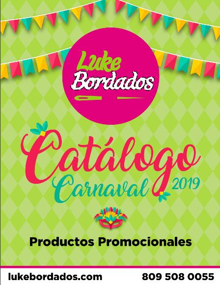 Catalogo Carnaval 2019